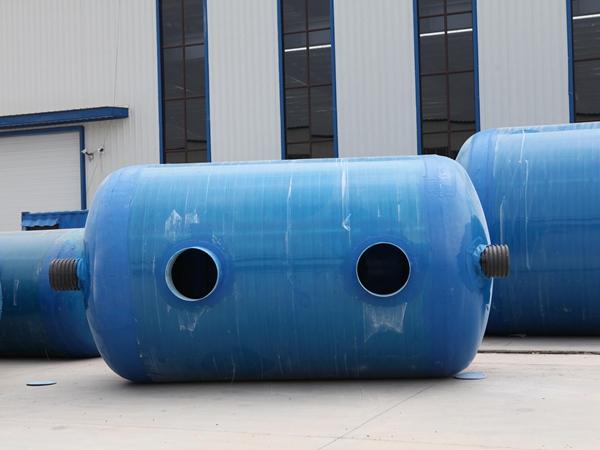 璃钢雨水收集池 (6)