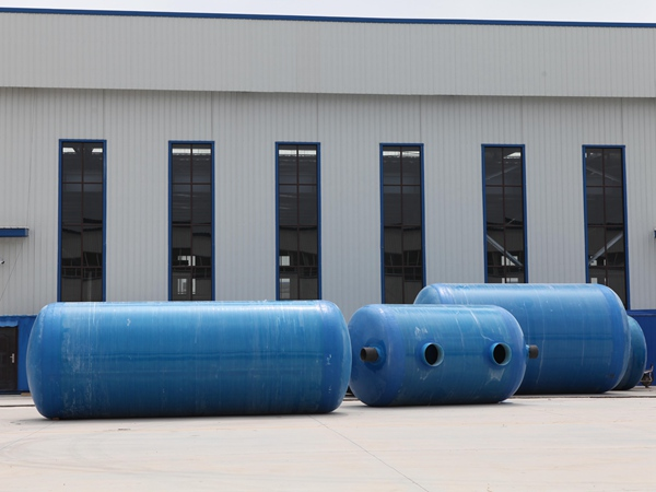 璃钢雨水收集池 (4)