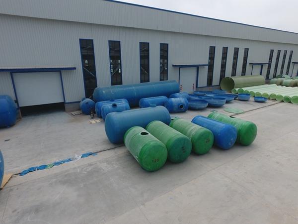 璃钢雨水收集池 (3)